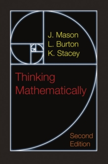 Thinking Mathematically, Paperback Book