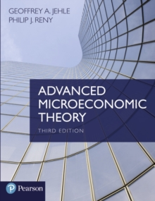 Advanced Microeconomic Theory, Paperback
