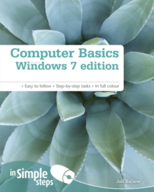 Computer Basics Windows 7 Edition in Simple Steps, Paperback