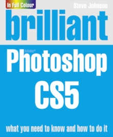 Brilliant Photoshop CS5, Paperback Book