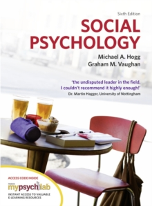 Social Psychology with MyPsychLab, Mixed media product