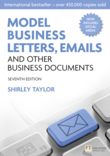 Model Business Letters, Emails and Other Business Documents, Paperback