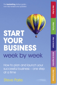 Start Your Business Week by Week, Paperback