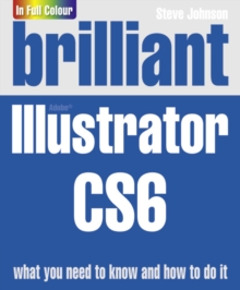 Brilliant Illustrator CS6, Paperback Book