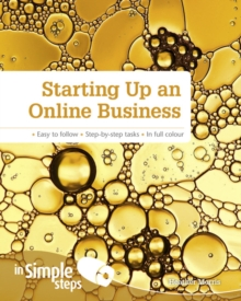 Starting Up an Online Business in Simple Steps, Paperback