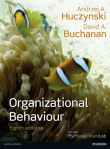 Organizational Behaviour, Paperback Book