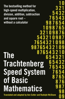 Speed System of Basic Mathematics, Paperback Book