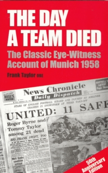 The Day a Team Died, Paperback