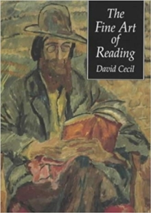 The Fine Art of Reading, Hardback Book