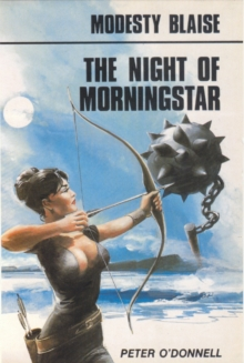 The Night of the Morningstar : Modesty Blaise, Paperback