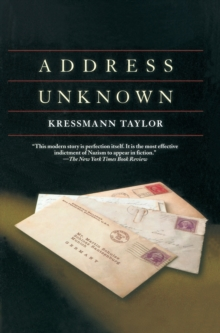 Address Unknown, Hardback