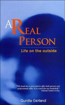 A Real Person : Life on the Outside, Paperback