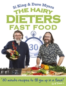 The Hairy Dieters: Fast Food, Paperback
