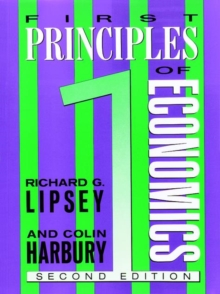 First Principles of Economics, Paperback