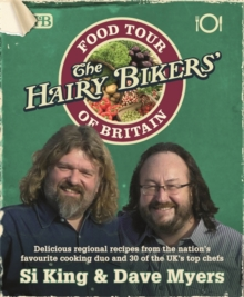 The Hairy Bikers Food Tour of Britain, Hardback Book