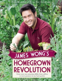 James Wong's Homegrown Revolution, Hardback