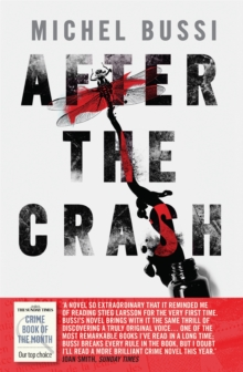 After the Crash, Hardback Book