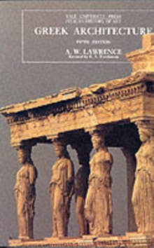 Greek Architecture, Paperback