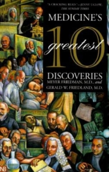 Medicine's 10 Greatest Discoveries, Paperback