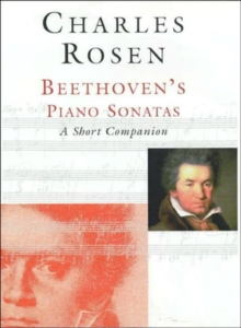 Beethoven's Piano Sonatas : A Short Companion, Mixed media product Book