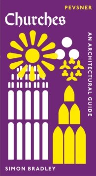 Churches : An Architectural Guide, Hardback