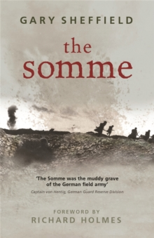 The Somme : A New History, Paperback