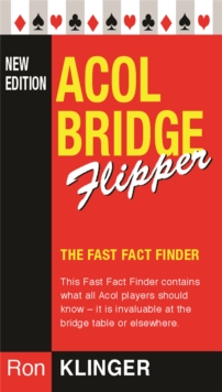 Acol Bridge Flipper, Paperback Book