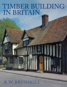 Timber Buildings in Britain, Paperback