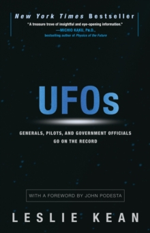 Ufos : Generals, Pilots, and Government Officials Go on the Record, Paperback Book