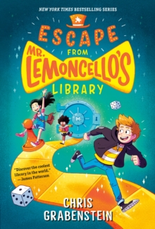 Escape from Mr. Lemoncello's Library, Paperback