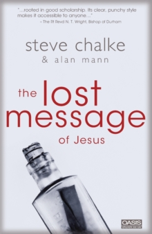 The Lost Message of Jesus, Paperback Book