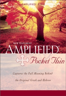 Amplified, Pocket-Thin New Testament, Paperback