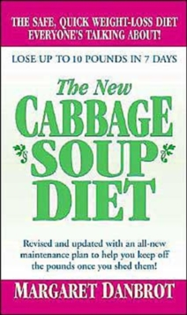 The New Cabbage Soup Diet, Paperback