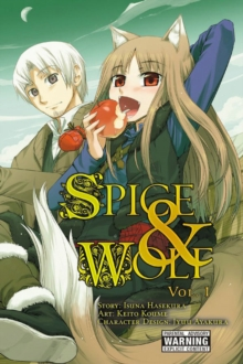 Spice and Wolf : Manga Vol. 1, Book Book