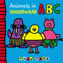 Animals in Underwear ABC, Hardback