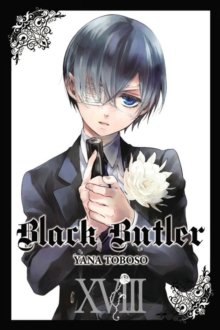 Black Butler : Vol. 18, Book Book