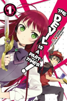 The Devil is a Part-Timer (Manga) : Vol. 1, Book Book