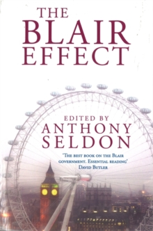 The Blair Effect, Paperback Book