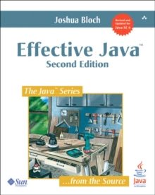 Effective Java : A Programming Language Guide, Paperback Book