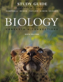 Study Guide for Biology : Concepts and Connections, Paperback Book