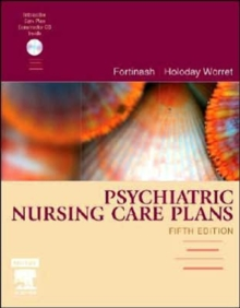 Psychiatric Nursing Care Plans 5e, Paperback Book