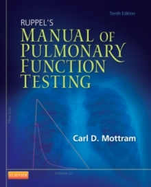 Ruppel's Manual of Pulmonary Function Testing, Paperback