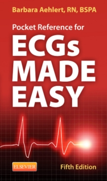 Pocket Reference for ECGs Made Easy, Paperback