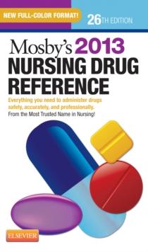 Image of Mosby's 2013 Nursing Drug Reference