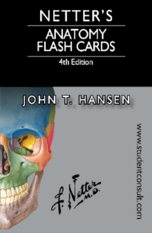 Netter's Anatomy Flash Cards, Mixed media product