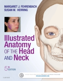Illustrated Anatomy of the Head and Neck, Paperback