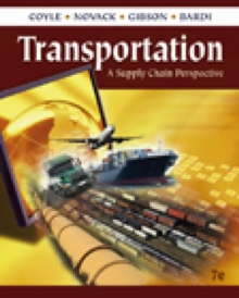 Transportation : A Supply Chain Perspective, Hardback