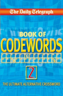 The Daily Telegraph Book of Codewords : No. 2, Paperback