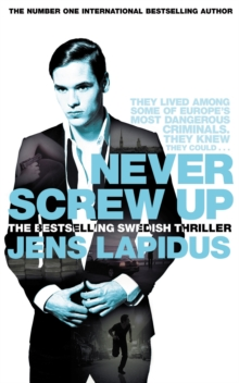 Never Screw Up, Paperback