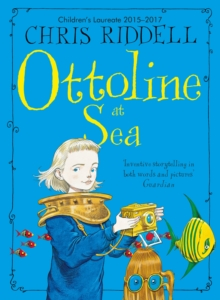 Ottoline at Sea, Paperback